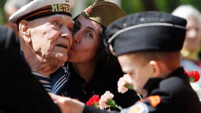 Pension veteránů druhé světové války v Rusku