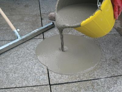Písek a směs cementu: složení a aplikace