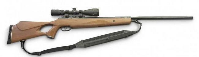 Pneumatická puška pro lov - jak udělat správnou volbu