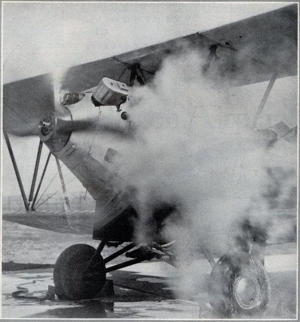 Proč ne letouny s parním motorem? Výhledy na vývoj moderní konstrukce letadel