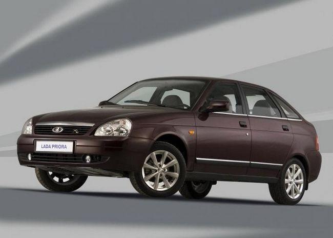 Приора хэтчбек – новый облик полюбившегося автомобиля