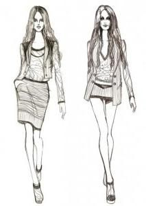 design šatů