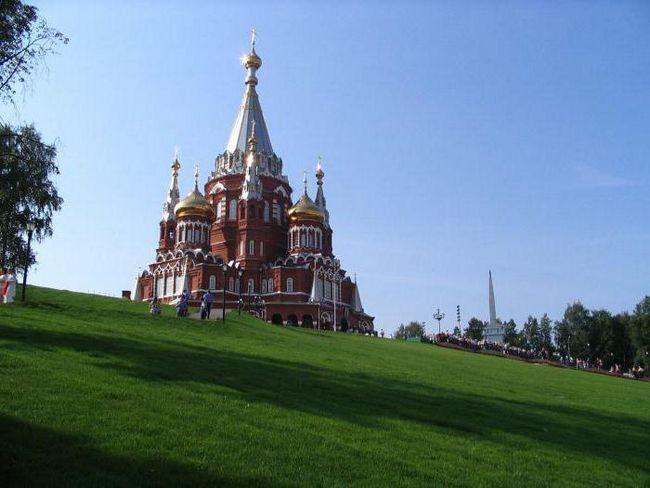 Zábava v Izhevsku - tipy pro děti a dospělé