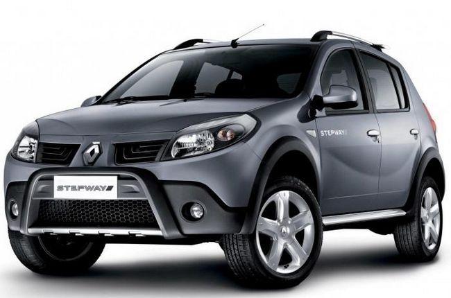 Renault Sandero - Stepway recenze a recenze