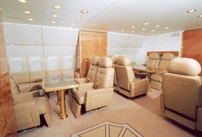 prezidentské letadlo