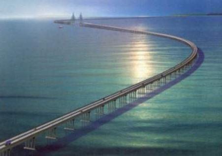 Nejdelší most na světě - skutečný zázrak designového myšlení