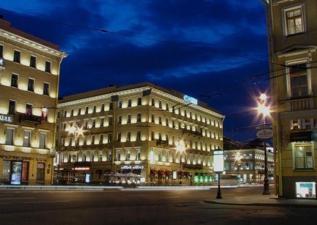 Severní avenue Petrohradu