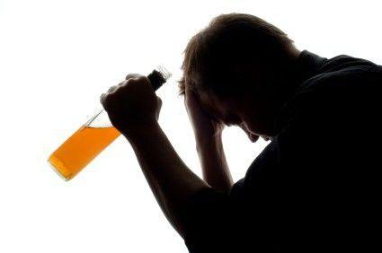 Silná modlitba za alkoholismus
