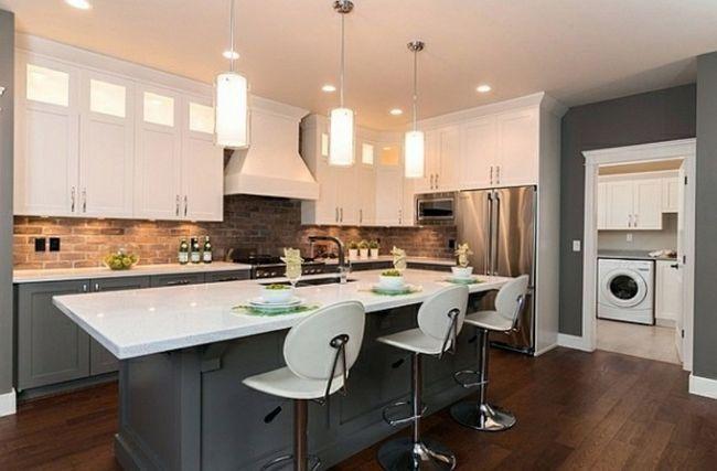 Kombinace barev v interiéru kuchyně. Fotky krásných návrhů s harmonickou kombinací odstínů