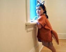 Je snadné šit kostým karnevalové lišky!
