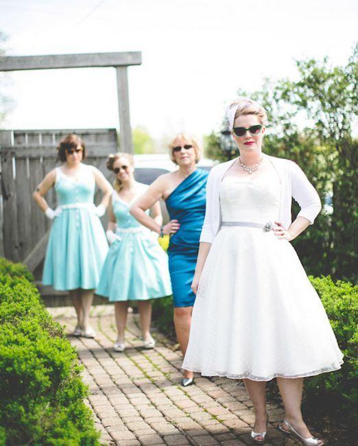 Svatební styl ve stylu: design, oblečení, scénář