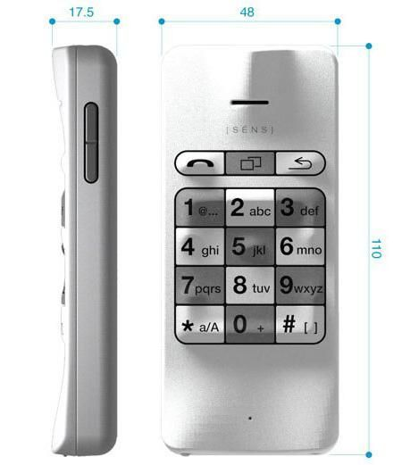 telefony pro zrakově postižené starší lidi