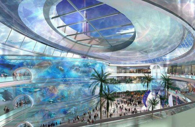 Obchodní centra v Dubaji: Rozmanitost a zpětná vazba
