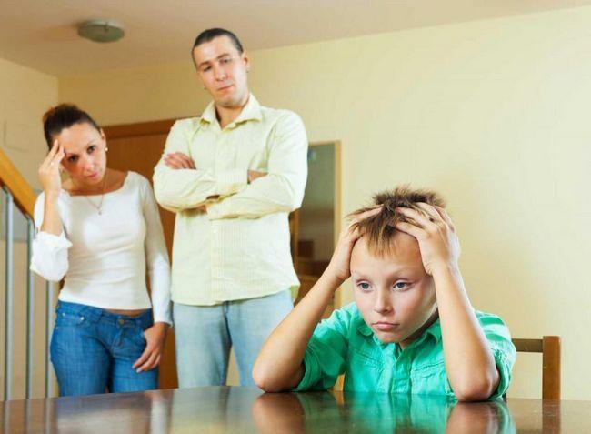 Problémy v rodině