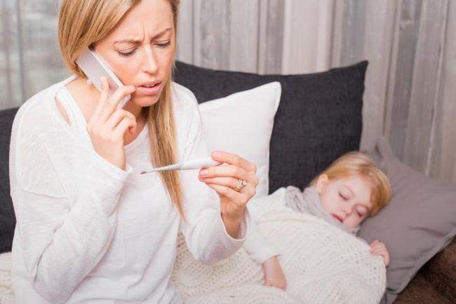 Vydání listů nemocenské dovolené pro péči o děti - pravidla, specifika výpočtu a požadavky