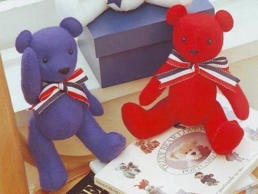 Vzorek měkkých hraček: medvěd mládě