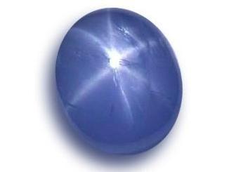 Star Sapphire - nádherně krásný kámen